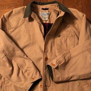 LLBEAN Original Field Coat  (Mens) Size Large